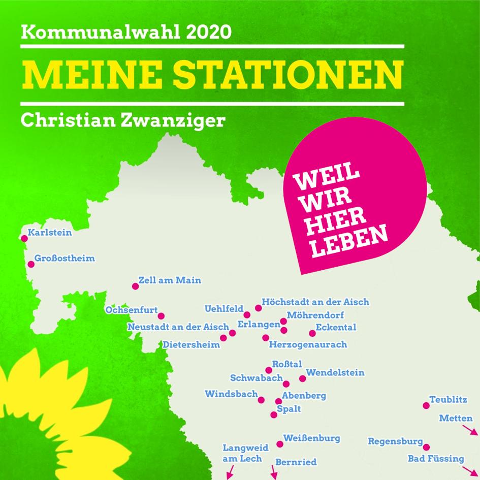 Flächenverbrauch und nachhaltiger Tourismus bewegen Bayerns Bürger*innen – Weil wir hier leben!